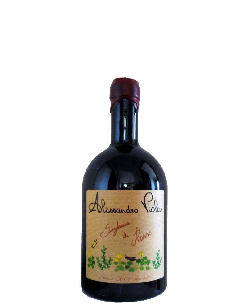 Alessandro Viola - Sinfonia di Rosso 2015 Terre Siciliane IGT