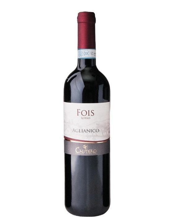 Cautiero - Fois Rosso Sannio DOC 2014