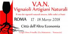 ViniVeri Assisi 2019 –  Vino Secondo Natura – 14 Gennaio 2019